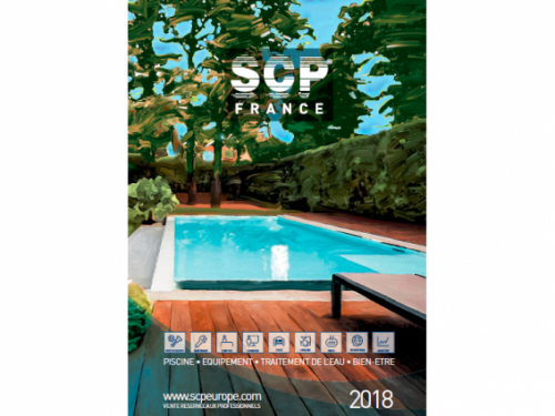 Page de couverture du catalogue General France 2018