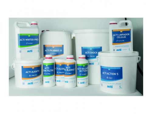 Acti New Labelling Product Range